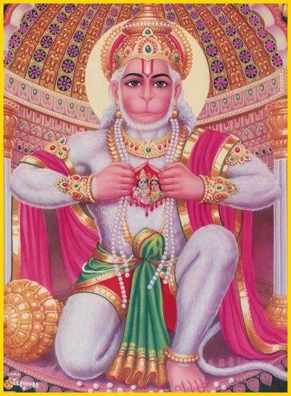 Mahavir Hanuman Wallpaper