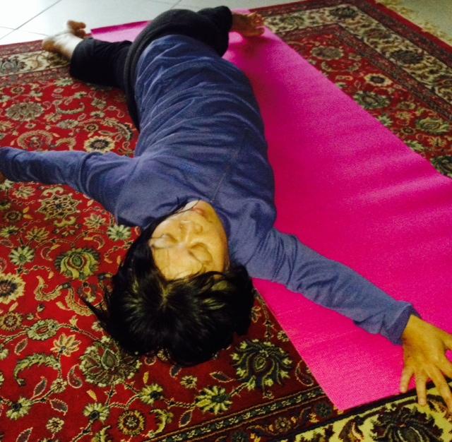 Wendy zen yoga
